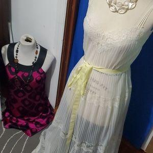 Vintage Nightgown 15